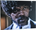 Samuel L. Jackson Signed 11x14 Photo