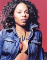 Sanaa Lathan Signed 8x10 Photo