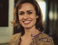Sandrine Bonnaire Signed 8x10 Photo - Video Proof