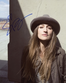 Sara Bareilles Signed 8x10 Photo