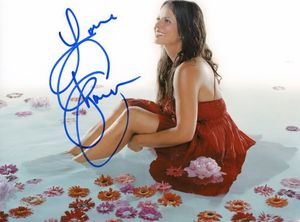 Sara Evans Signed 8x10 Photo - Video Proof