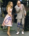 Sarah Jessica Parker & Willie Garson Signed 8x10 Photo - Video Proof