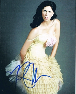 Sarah Silverman Signed 8x10 Photo - Video Proof