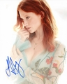 Sarah Hay Signed 8x10 Photo - Video Proof