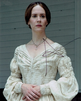 Sarah Paulson Signed 8x10 Photo - Video Proof
