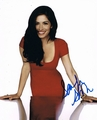 Sarah Shahi Signed 8x10 Photo - Video Proof