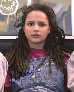 Sasha Lane Signed 8x10 Photo