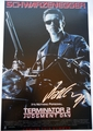 Arnold Schwarzenegger Signed 12x18 Photo