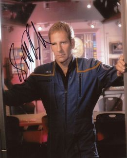 Scott Bakula Signed 8x10 Photo