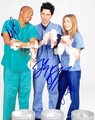 Scrubs Signed 8x10 Photo