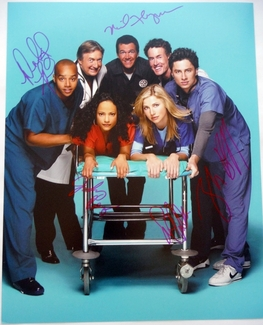 Scrubs Signed 11x14 Photo