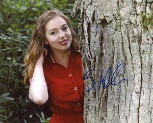 Seana Kerslake Signed 8x10 Photo