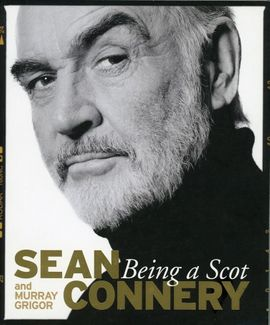 Sean Connery Signed Book