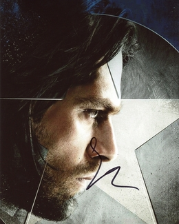 Sebastian Stan Signed 8x10 Photo