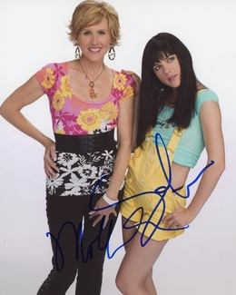Selma Blair & Molly Shannon Signed 8x10 Photo - Video Proof