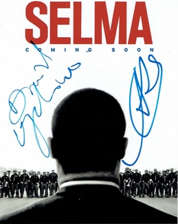 Ava Duvernay & David Oyelowo Signed 8x10 Photo - Video Proof