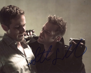 Seth Gabel Signed 8x10 Photo