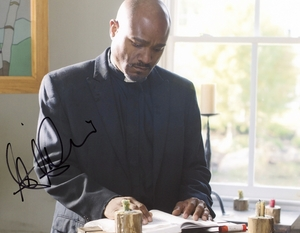 Seth Gilliam Signed 8x10 Photo