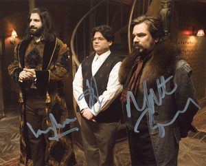 What We Do in the Shadows Signed 8x10 Photo
