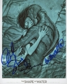The Shape of Water Signed 8x10 Photo