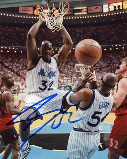 Shaquille O'Neal Signed 8x10 Photo - Video Proof