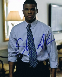 Sharif Atkins Signed 8x10 Photo - Video Proof