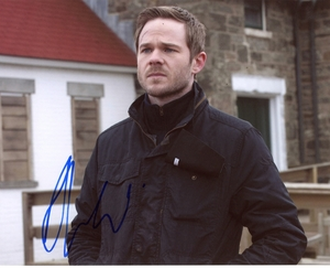 Shawn Ashmore Signed 8x10 Photo