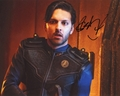 Shazad Latif Signed 8x10 Photo
