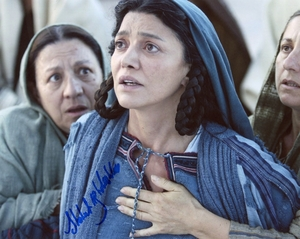 Shohreh Aghdashloo Signed 8x10 Photo - Video Proof