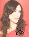 Sibel Kekilli Signed 8x10 Photo - Video Proof
