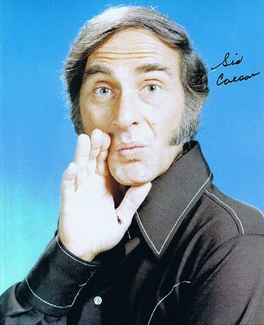 Sid Caesar Signed 8x10 Photo