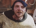 Simon Pegg Signed 8x10 Photo - Video Proof