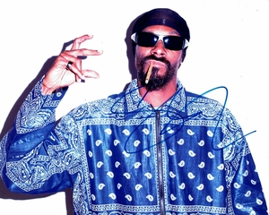 Snoop Dogg Signed 8x10 Photo - Video Proof