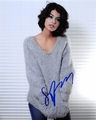 Sofia Black-D'Elia Signed 8x10 Photo