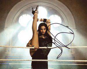 Sofia Boutella Signed 8x10 Photo
