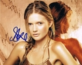 Sophie Kennedy-Clark Signed 8x10 Photo - Video Proof