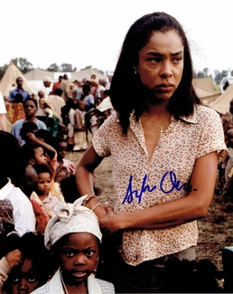 Sophie Okonedo Signed 8x10 Photo - Video Proof