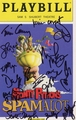 Spamalot Signed Playbill