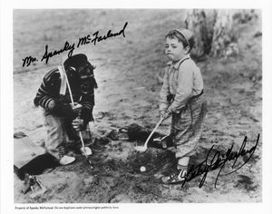 Mrs. Spanky McFarland Signed 8x10 Photo