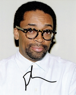 Spike Lee Signed 8x10 Photo