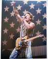 Bruce Springsteen Signed 11x14 Photo