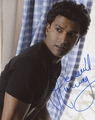 Sendhil Ramamurthy Signed 8x10 Photo