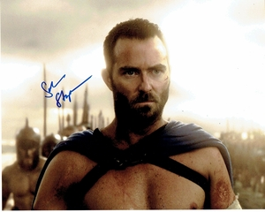 Sullivan Stapleton Signed 8x10 Photo - Proof