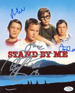 Stand By Me Signed 8x10 Photo