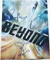Star Trek Beyond Signed 11x14 Photo - Video Proof