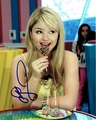 Stefanie Scott Signed 8x10 Photo - Video Proof