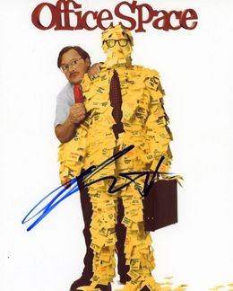 Stephen Root Signed 8x10 Photo