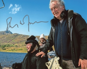 Stephen Frears Signed 8x10 Photo