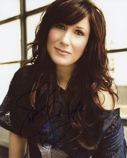 Stephanie J. Block Signed 8x10 Photo - Video Proof