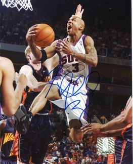 Stephon Marbury Signed 8x10 Photo